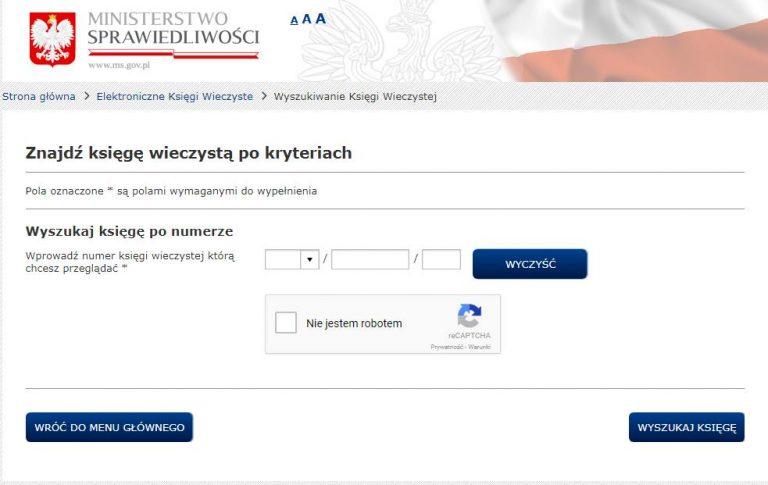 Kancelaria Adwokacka Rzeszów - Księgi wieczyste